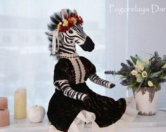 Zebra Cody