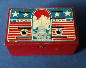 Vintage Budget Bank