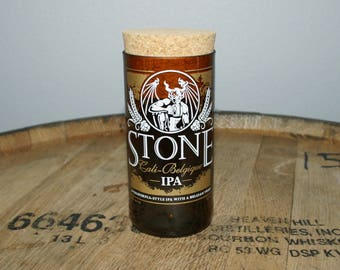 UPcycled Stash Jar - Stone Brewing Co. - Cali Belgique IPA