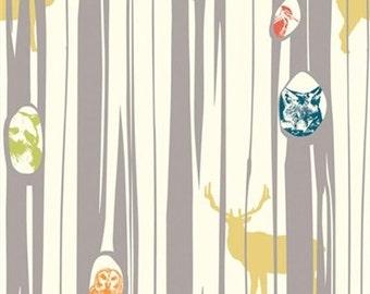 Birch Fabrics in The Trees