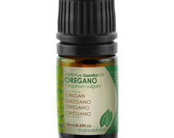 Naissance Oregano Essential Oil- 100% Pure and Natural