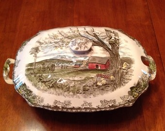 Johnson Brothers Friendly Village Soup Tureen