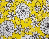 Yellow black and white fl...