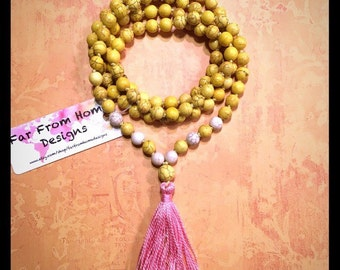 MALA NECKLACE for SPRING