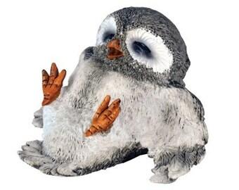 Fairy Garden  - ROTFLMAO Owl - Miniature