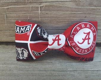 Bow tie, bowties! BAMA bowtie! Alabama bowtie, Roll Tide Roll Bow tie!