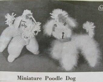 Miniature poodle Etsy