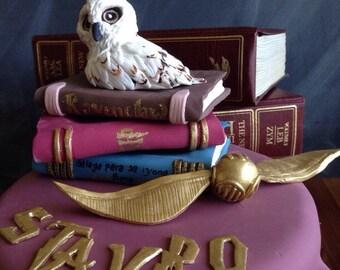 Harry Potter Cake Decorations