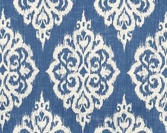 Denim blue curtains | Etsy