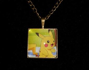Pokémon Pikachu Pendant