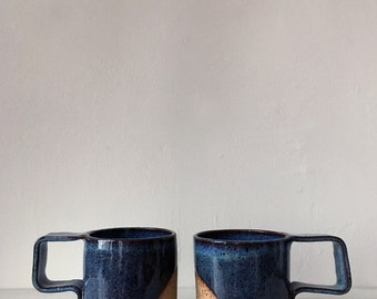 Dune Mug - Deep Blue