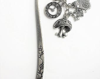 Alice in Wonderland Bookmark Book Mark or letter opener