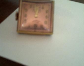 1/20 12K Gold Filled Art Deco Louis Nurse's Brooch Pin Watch, Swiss