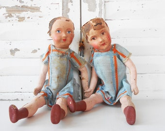 2 French Antique Dolls