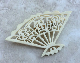 "Shop ""chinese carved bone"" in Brooches"