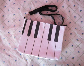 Kawaii Cute Piano Lolita Fairy Kei Otome Alternative Fashion Bag