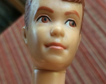 "Vintage Alan Doll, Allan Doll, Ken Dolls, Barbie Doll Friend, Ken Friend, Allen Doll, 12"" Dolls, Barbie Family, Barbie Collection, Man Doll"