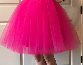 Tutu with separate liner and bow, Tutu skirt,Soft Tulle skirt, Bridal tutu, Girls CUSTOM sewn tutus, separate liner,