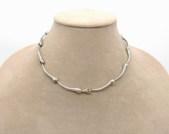 Unique Sterling Silver Jewelry, Sterling Silver Necklace, Unique Silver Necklace, Unique Silver Jewelry, 925 Sterling Silver