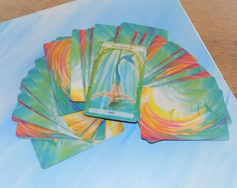 The Week Ahead Tarot Email Reading -  Fast Psychic Weekly Oracle Reading - PDF