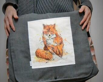 ON COMMAND! Shoulder bag / Messenger bag / diaper bag / custom