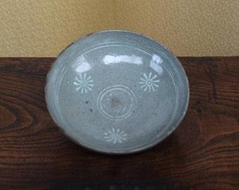 Exquisite Korean Celadon Dish of the 13th Century Koryo Dynasty