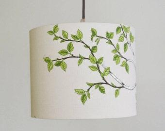 "Lampshade / Lampenschirm ""NATURE"""