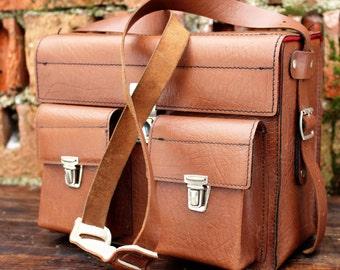 Large Camera Bag - DSLR Camera Bag - Faux Leather Camera Bag - Camera Bag Women - Camera Bag Men - Camera Bag Purse - Box Bag - Box Purse