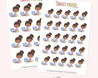GIRL BOSS Planner Stickers - Staci
