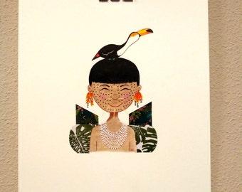 Original Work - Danza Indigena