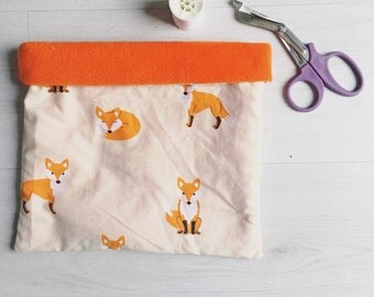 Fox Snuggle Sack