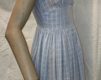 1950's Pastel Dress