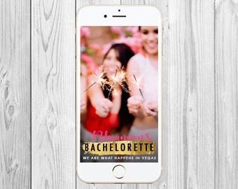 Bachelorette Geofilter, Custom Bachelorette Snapchat Filter, Bachelorette Snapchat Filter, Vegas Bachelorette Party