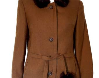Gorgeous ORIGINAL RALPH MODELL doubled vintage jacket
