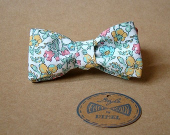 Bow tie man/woman liberty adjustable tie