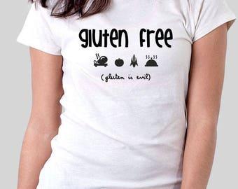 Gluten free (gluten is evil)