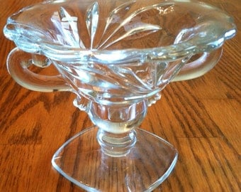 Vintage Glass Decor