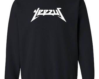 Yeezus - Kanye West Yeezus Tour - Yeezy - Yeezus sweatshirt -  unisex crewneck sweater - Sale