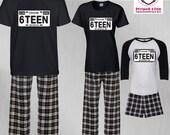 Birthday Pajamas 16 Licen...
