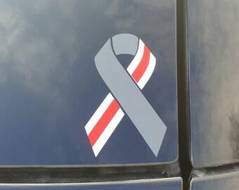 DECAL - Prolactinoma Awareness Ribbon