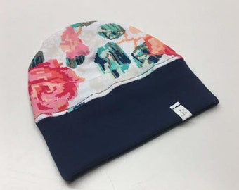 Grow with me flower hat