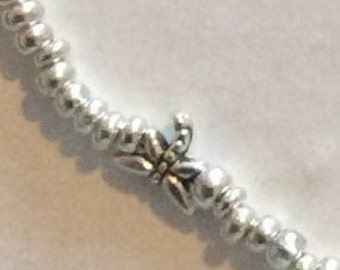 Dragonfly necklet