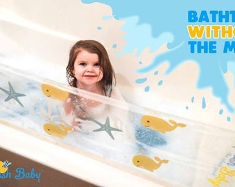 baby bathtub etsy. Black Bedroom Furniture Sets. Home Design Ideas