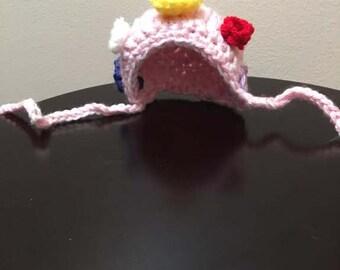 """Handmade 'Easter Bonnet"""" Hat for pets"""