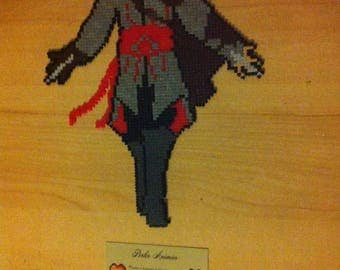 Pixel art / beads Beads Assassin's Creed