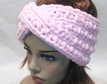 Gift for woman, Soft Turban, headband, Hair accessories, Pick up hair, turban hat, headwrap, birthday gift, gift ideas