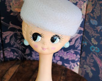 1960 wedding Hat