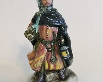 Vintage Royal Doulton Miniature Figure - Good King Wenceslas