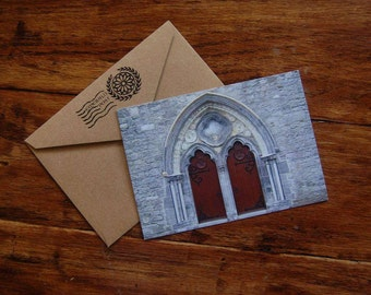 8 Piece - St. Canice's Cathedral - Kilkenny, Ireland - Card & Postcard Set