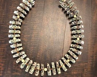 SALE: Hawaiian Money Lei - Made With 5.00 Bills